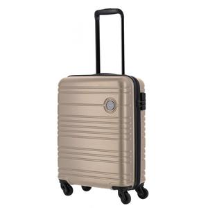 Handgepäckkoffer Travelite Roadtrip S Champagner gold Trolley