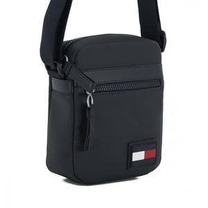 Tommy Hilfiger Crossbody Bag Sport Pique Mini Reporter blau
