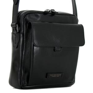 Herrentasche Capalbio Nero The Bridge schwarz