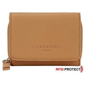 RFID-Schutz Geldtasche Liebeskind Pablita Caramel hellbraun