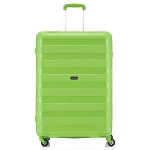 Travelite Koffer Trolley Nova M 66cm grün