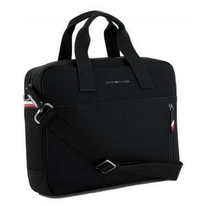 Laptop-Tasche Tommy Hilfiger Essential Computer schwarz