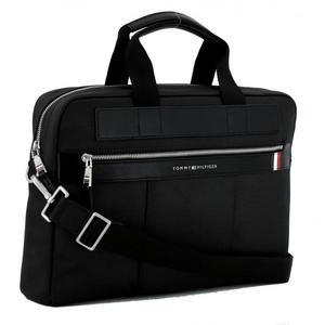 Businesstasche Tommy Hilfiger Elevated Nylon Coumputer Bag black