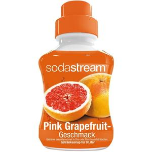 SodaStream, Sirup Pink Grapefruit 375 ml