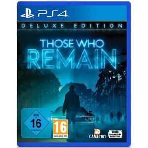 Those Who Remain Deluxe (PS4) Englisch
