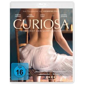 Curiosa - Die Kunst der Verführung (Blu-ray)