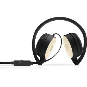 HP INC HP H2800 - Kopfhörer mit Mikrofon - On-E (2AP94AA#ABB)