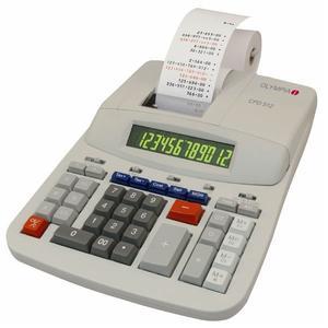 Olympia Tischrechner CPD 512 mit Drucker (944837002)