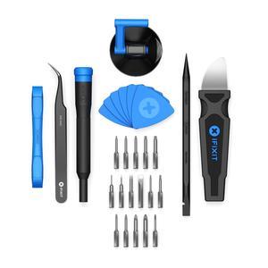 iFixit Essential Electronic Toolkit 2.1 Bitset Werkzeugset für Elektronik Reparaturen