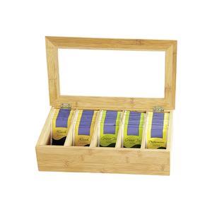 Tee-Box mit Sichtfenster (58900)