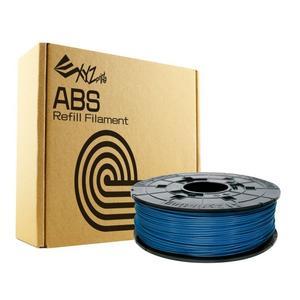 DaVinci Filamentcassette ABS Steel Blue Refill für da Vinci 600g (RF10BXEU03K)