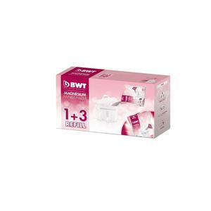 BWT 814134 Longlife 3+1 Weiß Wasserfilter Kartusche