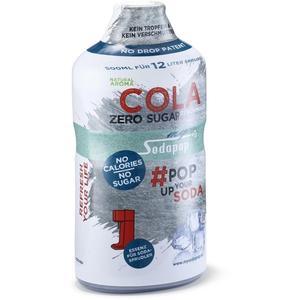 mySodapop Essence Cola Zero, 500ml PET Flasche f. 12 L (E403254)