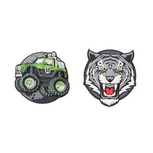 Schneiders Patches Boys Accessories Offroad+Tiger (49005-204)