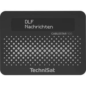 TechniSat Digitalradio Empfangsteil für unverschlüsselte digitale Radioprogramme via Kabel