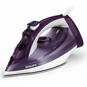 Philips Dampfbügeleisen GC2995/30 PowerLife lila/weiß