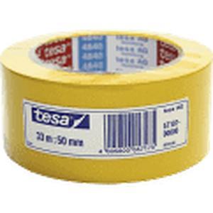 Tesa®, Putzband, 33m x 50mm, gelb (STD)