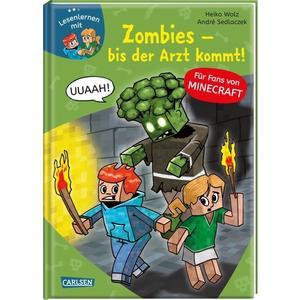 Carlsen LL-Minecraft Zombies bis der Arzt kommt (67659546)