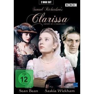 Clarissa - History of a young Lady (2 DVDs)
