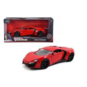 Jada Fast & Furious Lykan Hypersport 1:24
