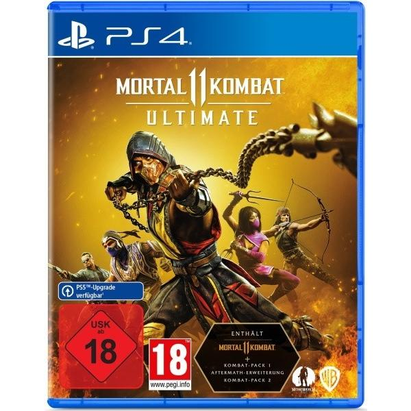 Mortal Kombat 11 Ultimate (PS4) Englisch