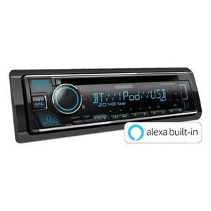 Kenwood Autoradio CD USB iPod BT vario (KDC-BT640U)