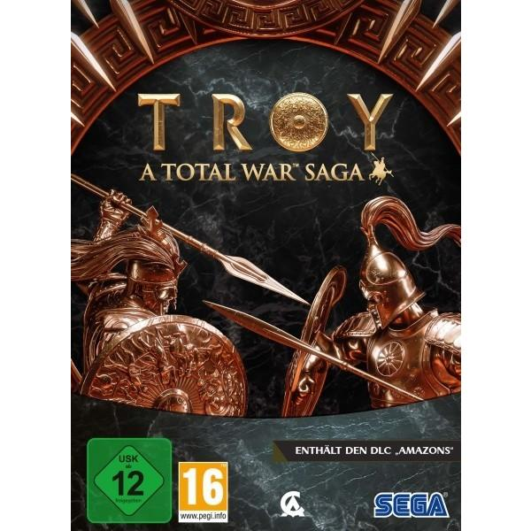 A Total War Saga: Troy Limited Edition (PC) Englisch