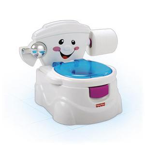 Mattel Fisher-Price Meine erste Toilette P4326
