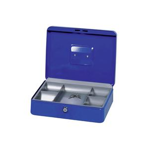 HMF Geldkassette mit Zylinderschloss 30x24x9cm (101-30)