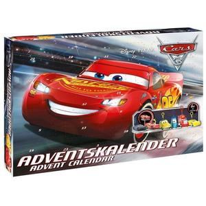 Craze Disney Pixar Cars 3 Adventskalender (57361)