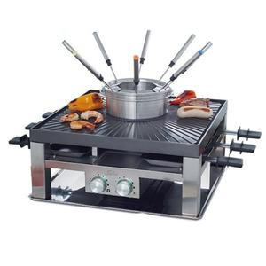 Solis Multifunktionsgriller Combi-Grill 3 in 1 Typ 796