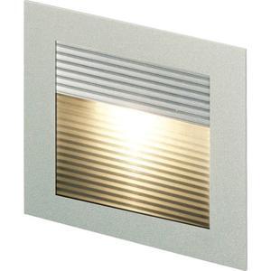 Planlicht LED-Wandleuchte 2,5W 3000K 56lm IP20 90x90x39mm weiss