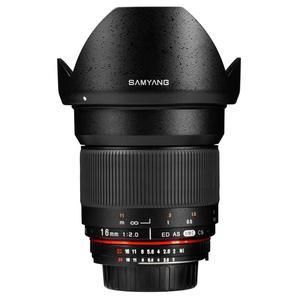 Samyang MF 2/16 Canon EF