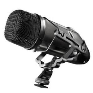 walimex pro Stereo Richtmikrofon Director 1 für DSLR