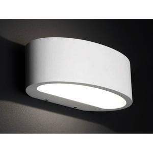 Molto Luce AVA LED Wandleuchte 11W 3000K IP54 weiß matt