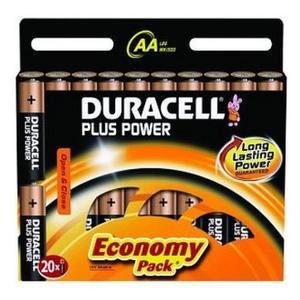 Duracell Mignonzelle Plus Power AA BPH20 MN 1500 20 Stk