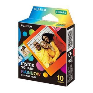 Fujifilm Instax SQUARE Rainbow WW 1 Sofortbildfilm
