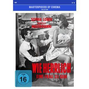 Wie herrlich, eine Frau zu sein (Masterpieces of Cinema) (DVD)