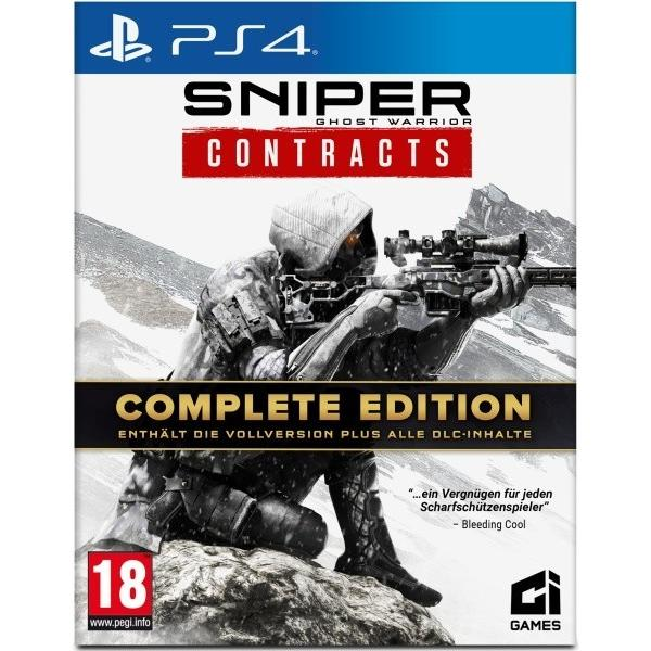Sniper Ghost Warrior Contracts Complete Edition (PS4) Englisch