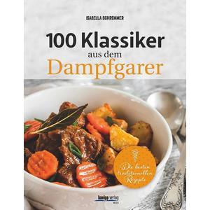 Miele KBKADDG Kochbuch: 100 Klassiker aus demDampfgarer (96112893)