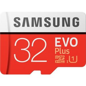 SD MicroSD Card 32GB Samsung SDXC EVO Plus (Class10) m.Ada retail (MB-MC32GA/EU)
