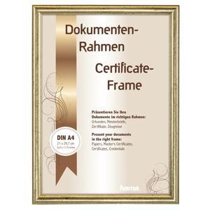 Hama Phoenix gold 21x29,7 Holz DIN A4 175666