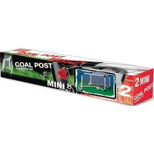 Mondo Goal Set 2 Mini-Tore mit Ball (73602254)