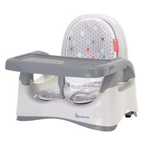 Badabulle Kompakte Sitzerhöhung Comfort, grey patern