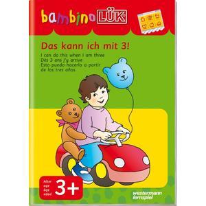 Bambino Lük BL Das kann ich mit 3 (65963949)