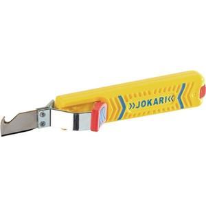 JOKARI Abisoliermesser Nr. 28 H Secura Gesamtlänge 170 mm mit Hakenklinge