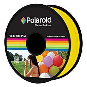 Polaroid Filament 1kg Premium PLA Filament yellow P102C (3D-FL-PL-8016-100)