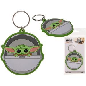 Star Wars SW Schlüsselanhänger Baby Yoda 6,5cm (86620782)