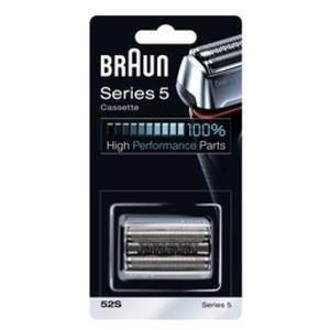 Braun 52S Kombipack Ersatzscherteil Rasierklinge