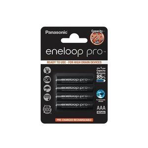 Panasonic Eneloop XX batteries AAA 4er Blister